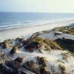 Dunes and Beach at Mustang Towers